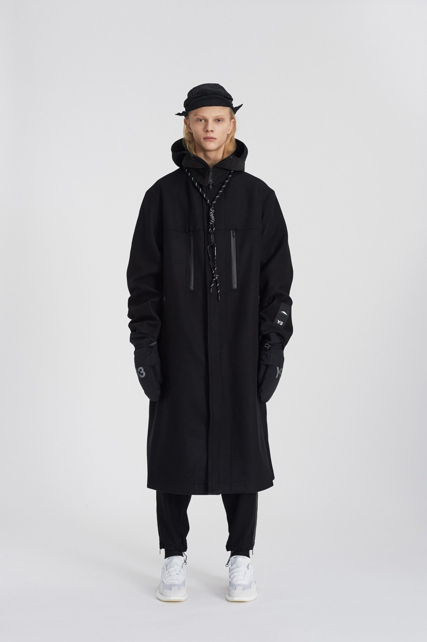 Y-3 2020AW Collection