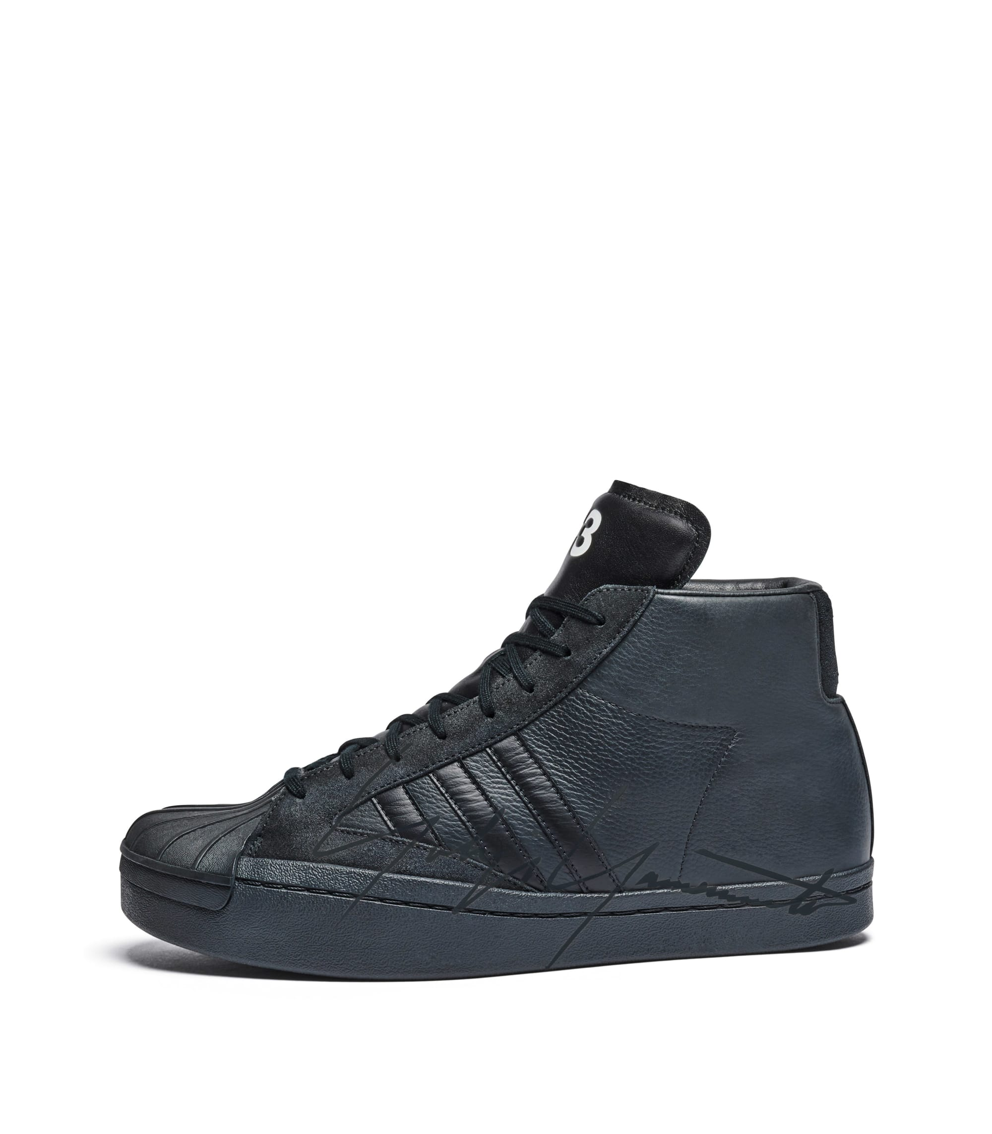 Y-3 superstar releasing on February 20th