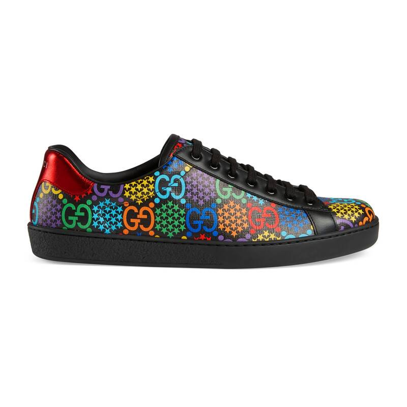 GUCCI psychedelic collection available now.