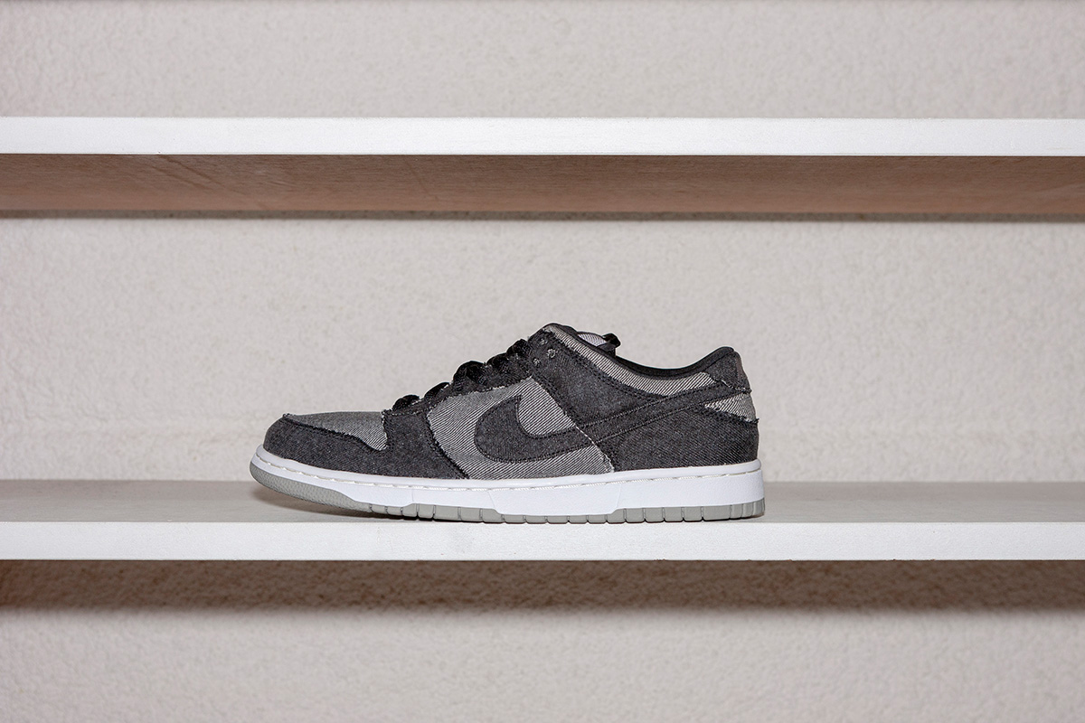 the Dunk series by NIKE SB