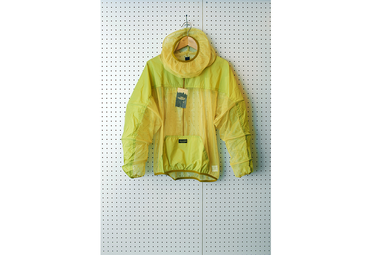 The Apartment mont-bell Bug Proof Anorak