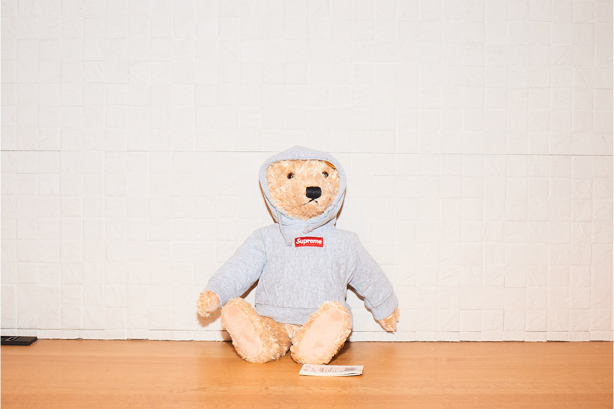 Supreme Bear made by steiff