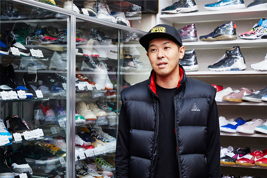Katsushige Kamamoto, owner of SKIT, talks fake fashion culture (Part 3) - TALKING ABOUT ARCHIVES Vol.16
