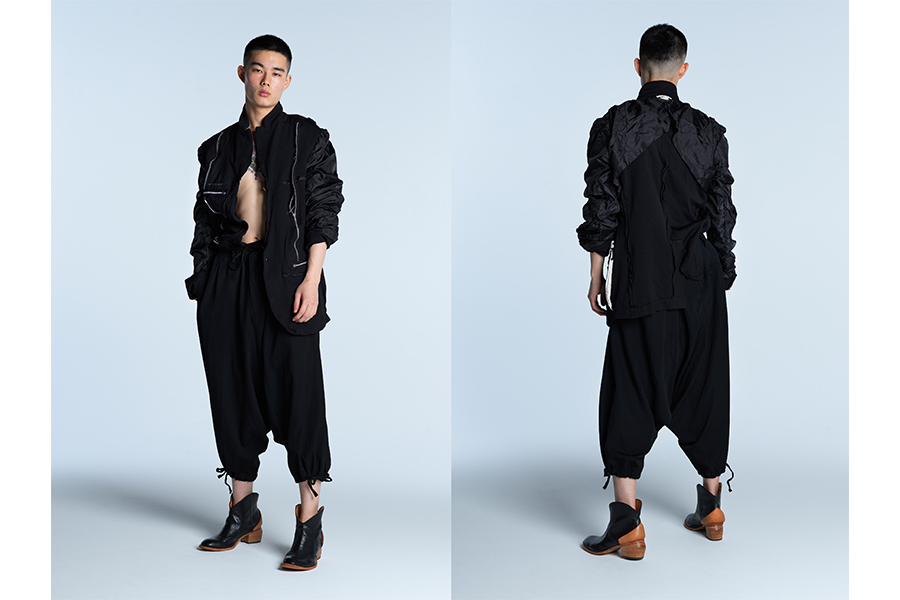 From far East - COMME des GARÇONS & Yohji Yamamoto archives - - ARCHIVE STYLING Vol.37
