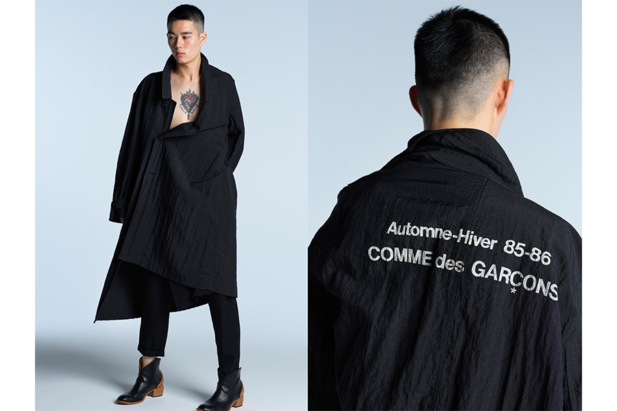 From far East - COMME des GARÇONS & Yohji Yamamoto archives - - ARCHIVE STYLING Vol.42